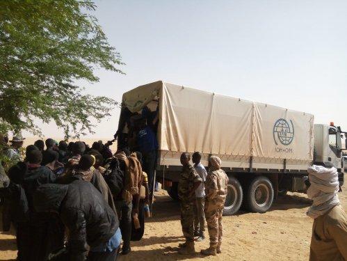 MIRAA II: Redden van migranten in de woestijn in het noorden van Niger