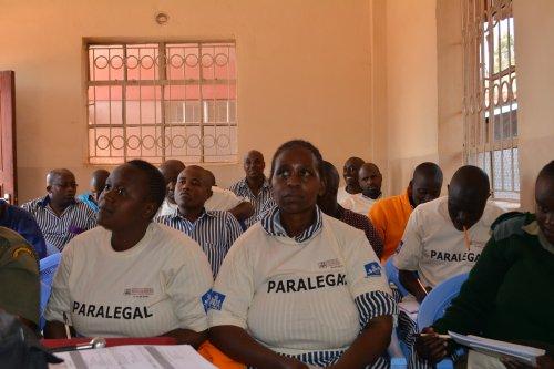 Mhaki-initiatief in Kenia