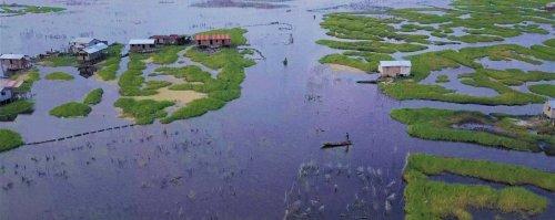 Meer duurzame visserij dankzij drones in Benin