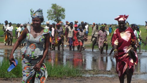 Securing Women's Land Rights in Africa: Scaling Impact in Senegal, Kenya, Malawi and Mozambique
