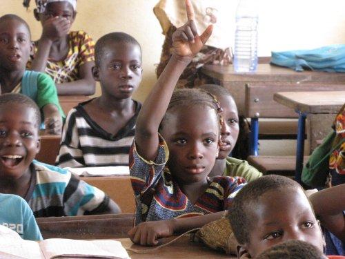 Wereldwijd partnerschap voor onderwijs in de Sahel