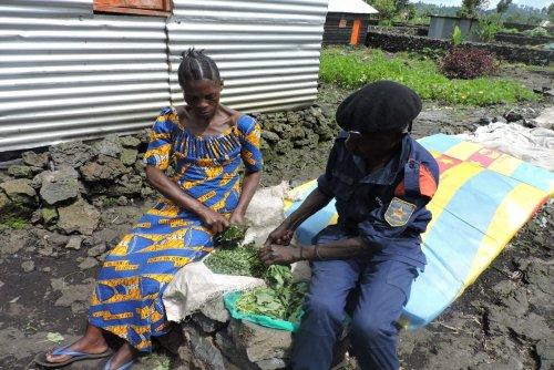 Living Peace project in de Democratische Republiek Congo