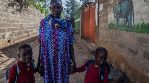 Geboortecertificaten voor vluchtelingen in Ethiopië
