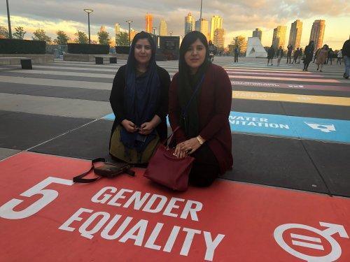 Deelname vrouwen aan Afghaanse vredesbesprekingen