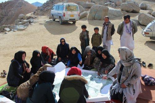 VN Habitat Afghanistan Programma voor stedelijke veiligheid en beveiliging (AUSSP)