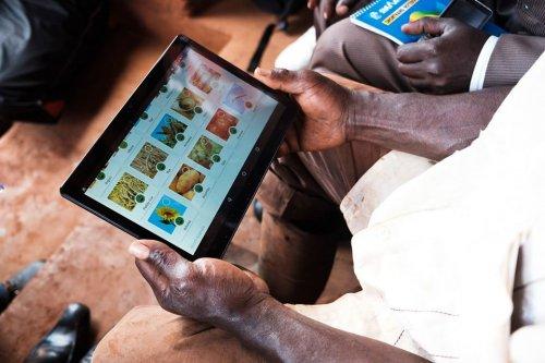 Meer dan een miljoen huishoudens op het platteland hebben via een digitaal platform toegang gekregen tot diverse diensten