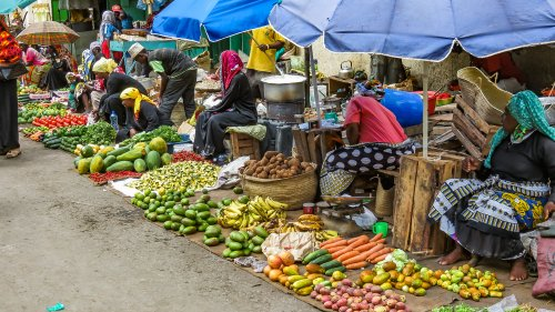 Eerlijke verdeling van land voor Keniaanse marktverkopers